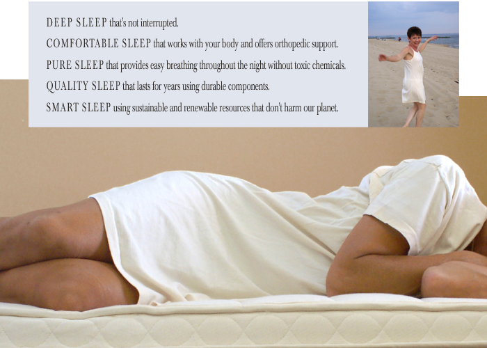 healthy deep sleep