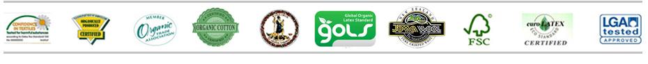 EcoSmart Organic Certificates