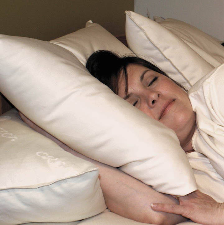 Organic Cotton Sleep Pillow