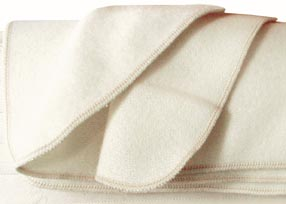 Organic Wool Moisture Pad for Baby