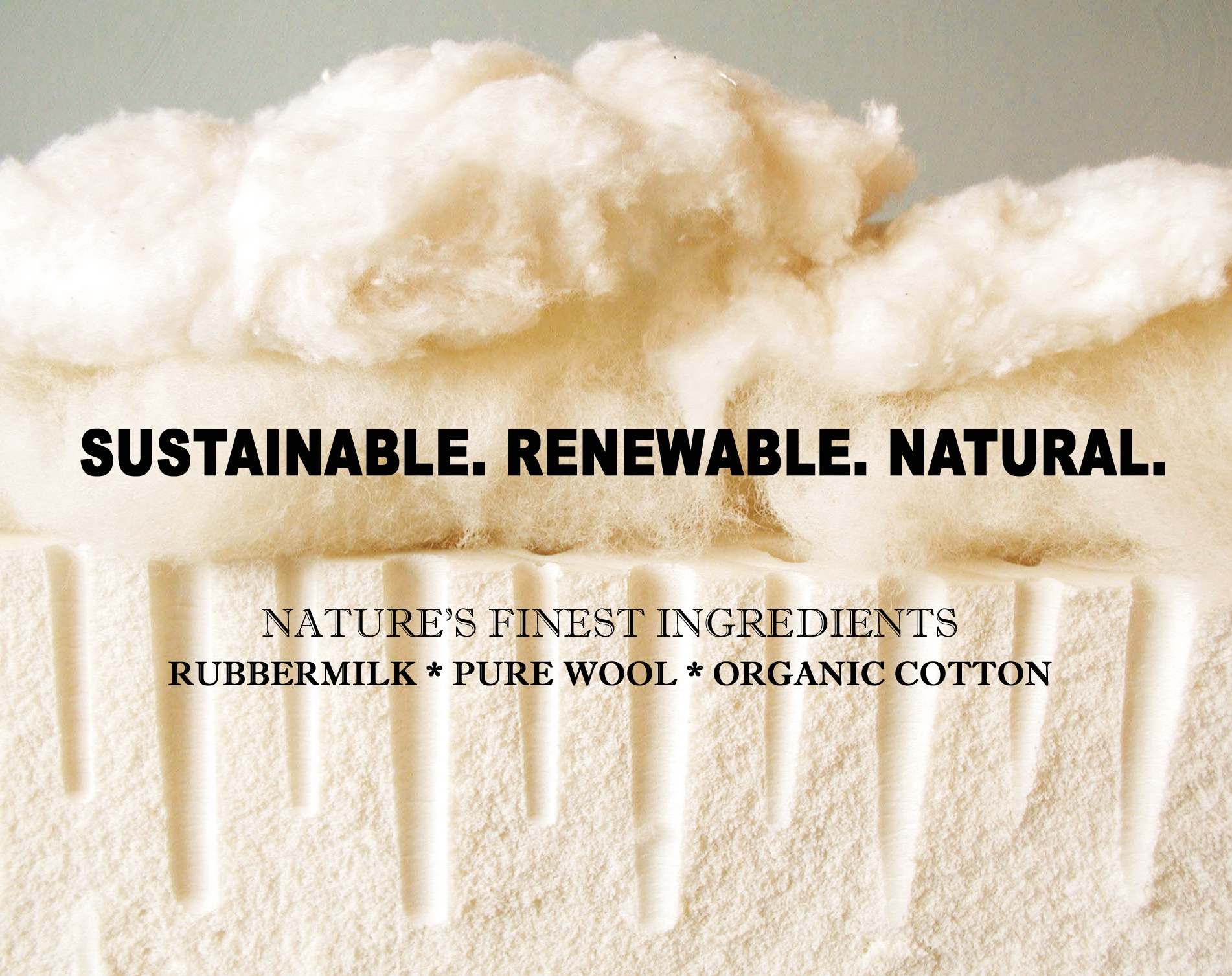 sustainable renewable materials