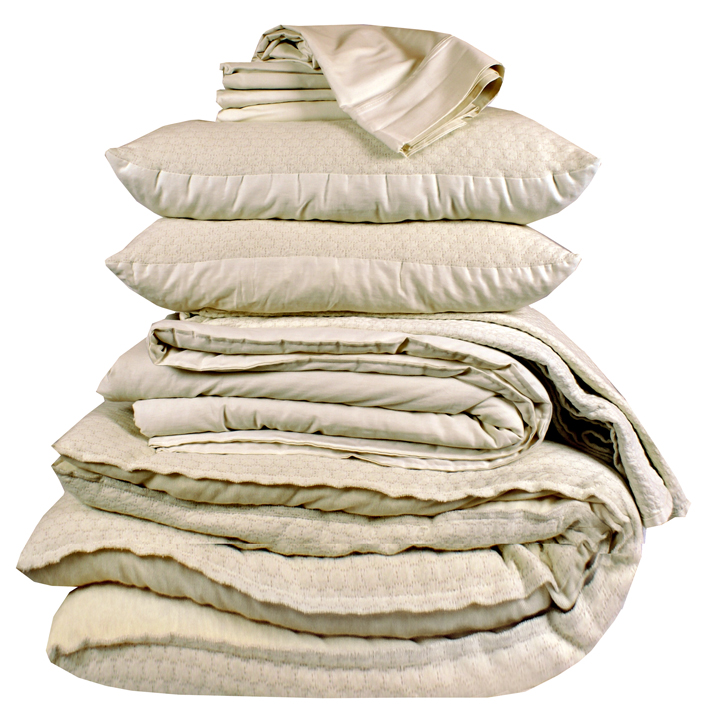 organic bed bundle