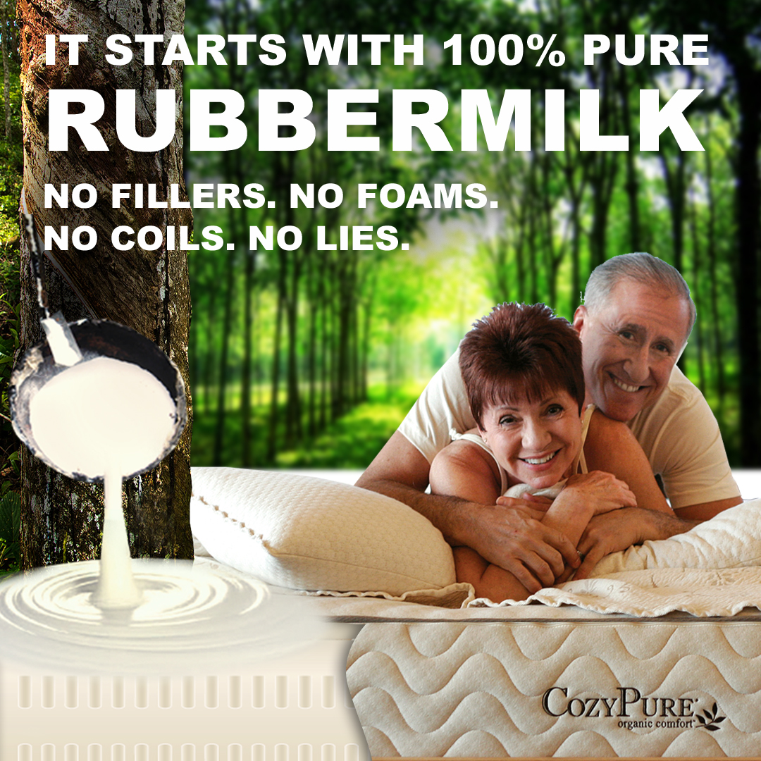 rubber tree mattress